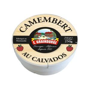 Camembert-calva