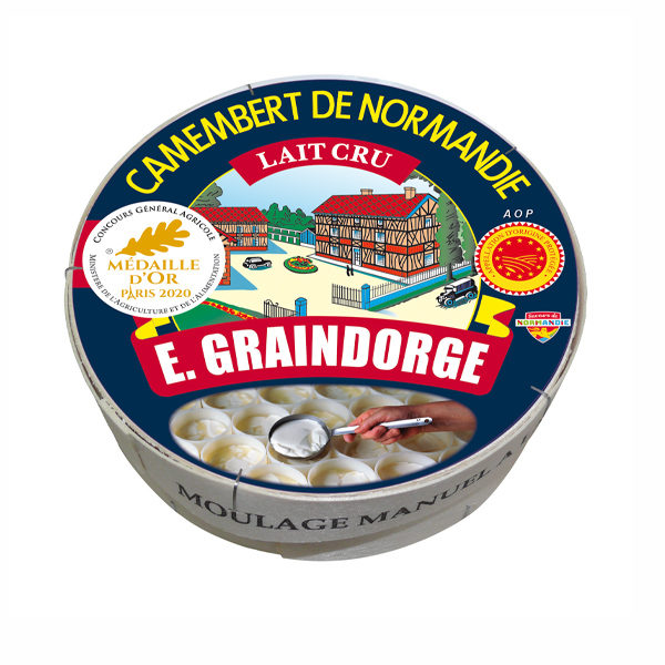 Camembert de Normandie Graindorge 2020