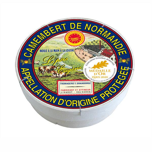 Camembert de Normandie Pere Eugene 2020