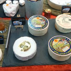 Les Camembert de Normandie AOP au lait cru
