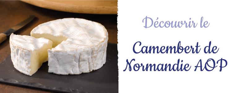 Camembert de Normandie Graindorge